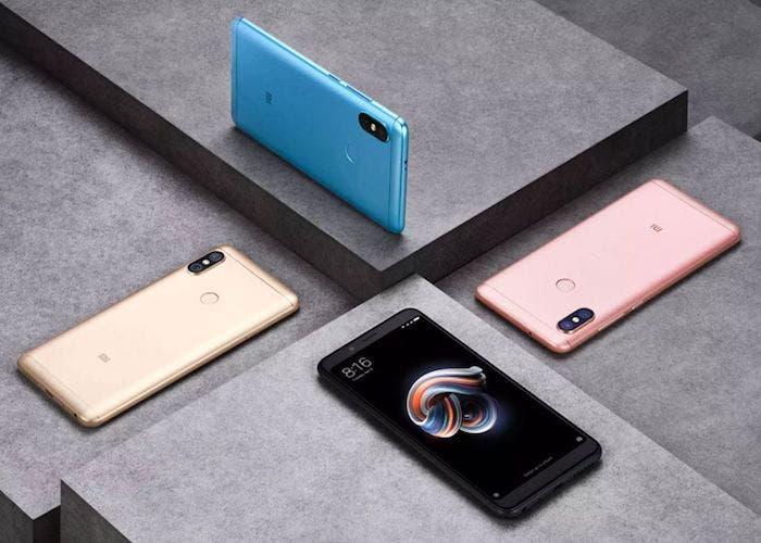 El Xiaomi Redmi Note 5 y el Mi MIX 2s llegan a España: precio y disponibilidad