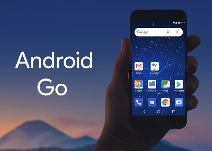 movil con android go
