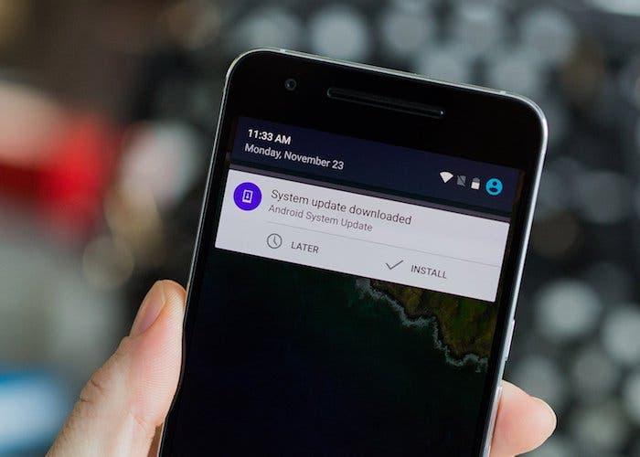 Cómo forzar las actualizaciones en cualquier dispositivo con Android