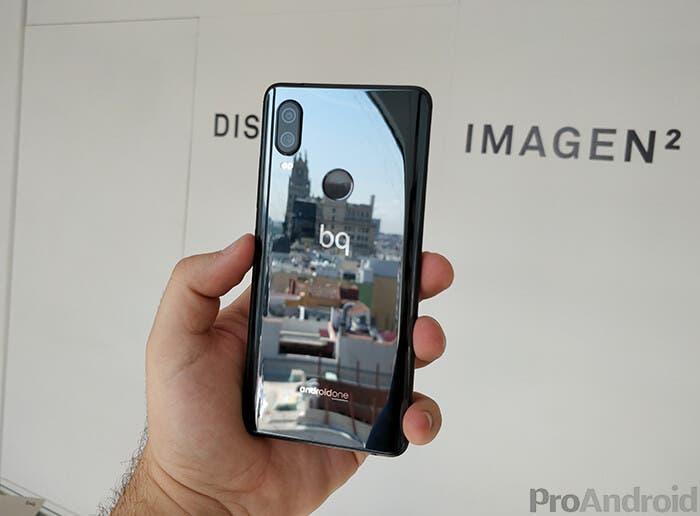 Primeras impresiones del BQ Aquaris X2 Pro: ¿el nuevo mejor móvil de gama media?