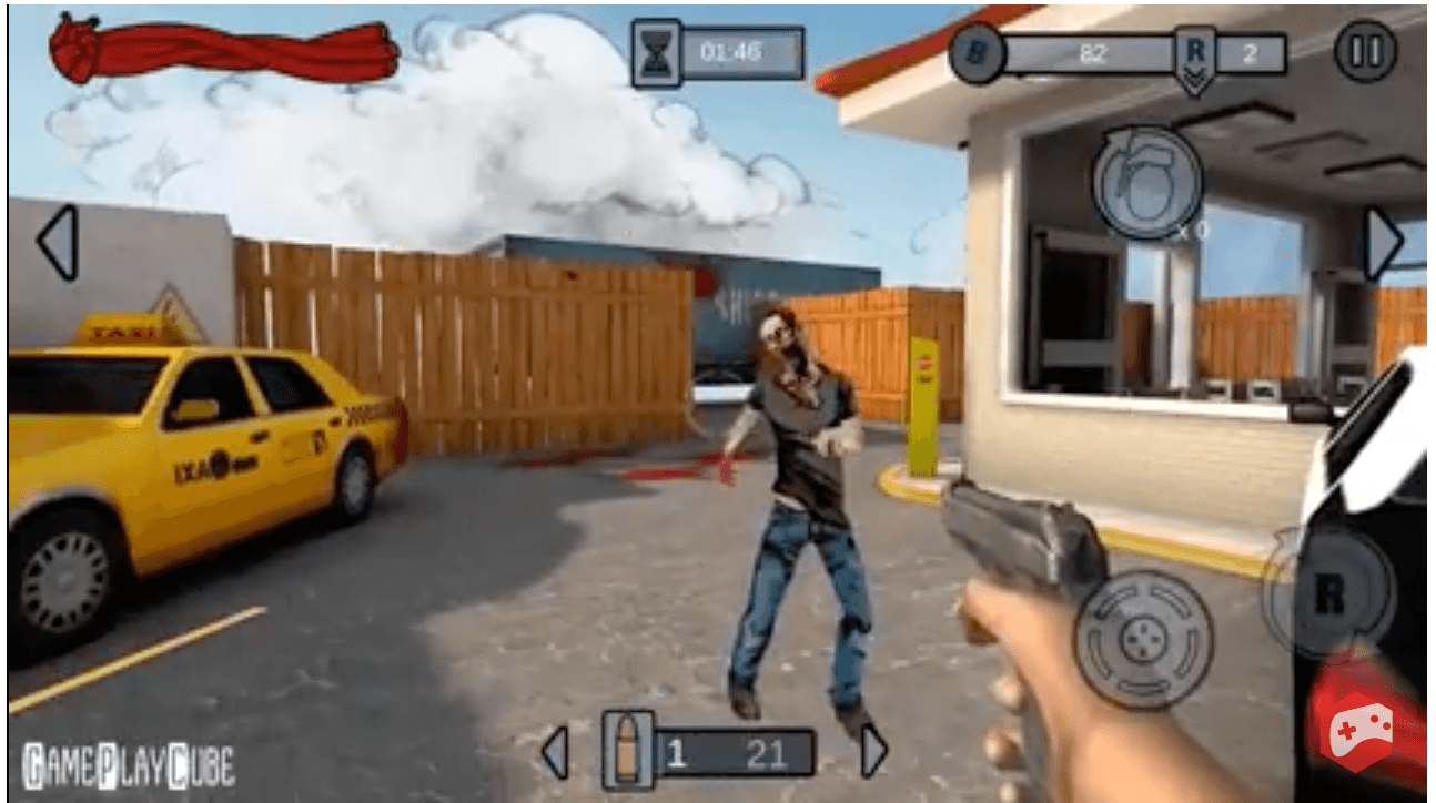 Zombie Conspiracy juego gratis android