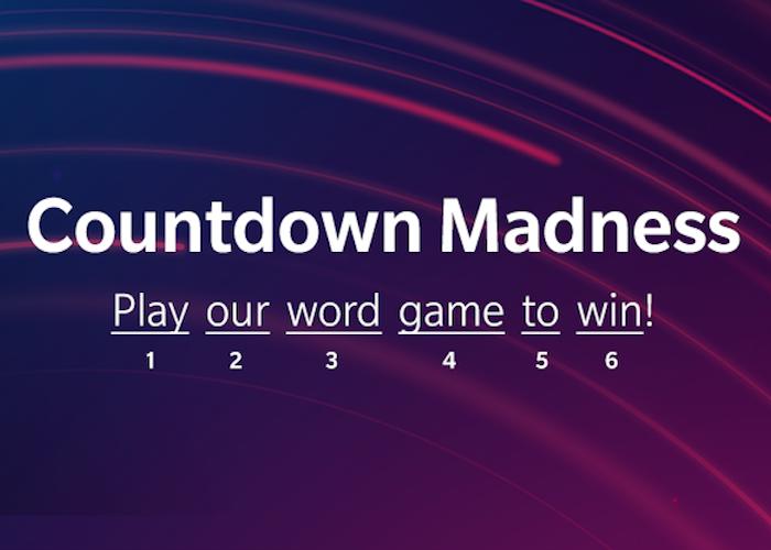 Gana un OnePlus 6 gratis gracias a Countdown Madness de OnePlus