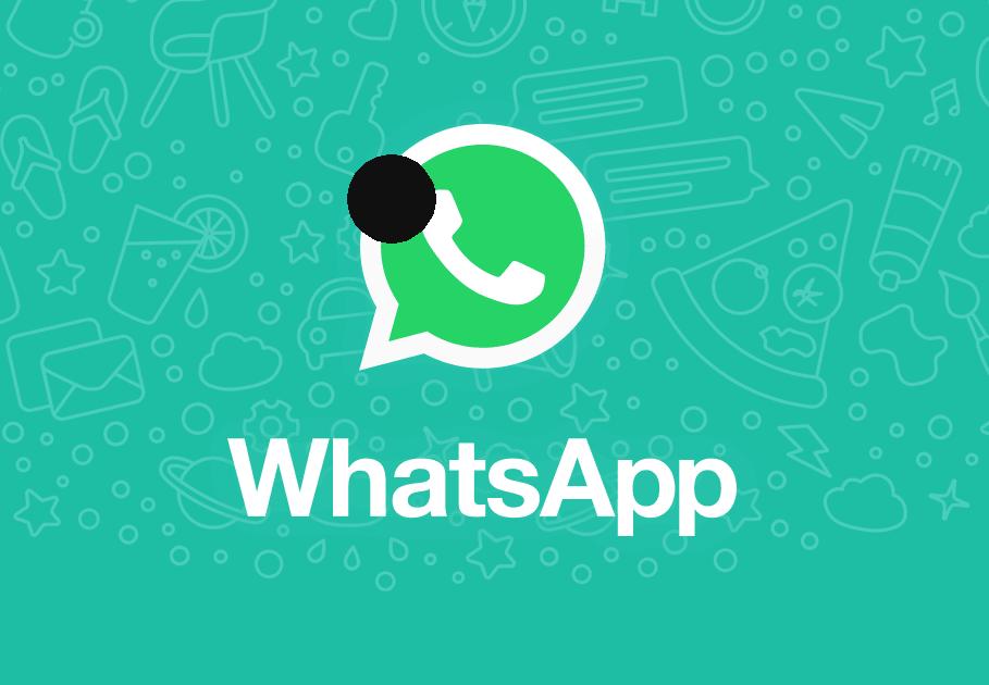 Cuidado con el nuevo mensaje del botón negro en WhatsApp