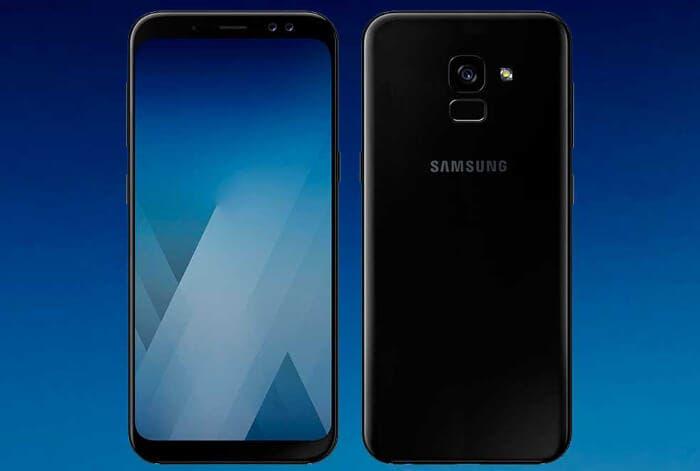 Se filtra el diseño del Samsung Galaxy A5 2018 al completo