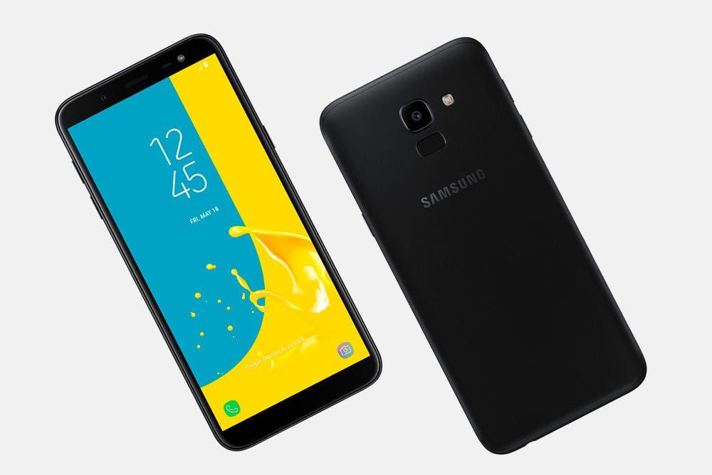 El Samsung Galaxy J6 ya disponible en España: precio y disponibilidad