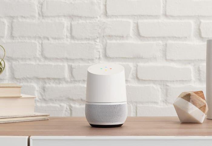 Los altavoces Google Home llegan este verano a España con Google Assistant