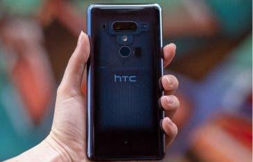 Los móviles HTC comienzan a recibir Android 9 Pie: HTC U11, U11+ y U12+