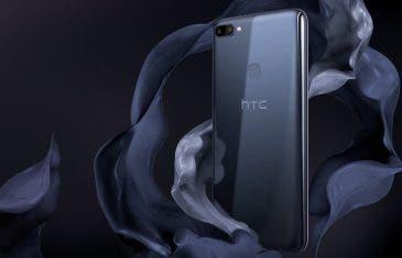 El HTC Desire U12+ ya disponible: pantalla de 6 pulgadas, diseño premium y Android 8.0 Oreo por 249 euros