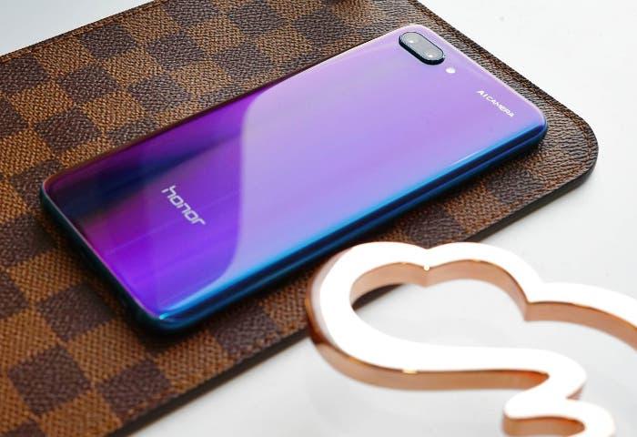 Honor 10 vs Huawei P20: comparativa de características