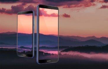 Los Huawei Y7 2018 y Huawei Y6 ya disponibles en España: pantallas infinitas por menos de 200 euros