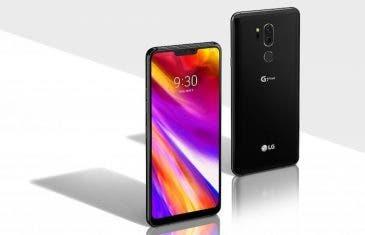 El precio más bajo del LG G7 ThinQ ya disponible en Amazon