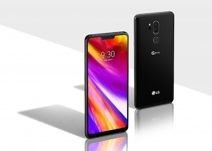 Descarga los 22 fondos de pantalla del LG G7 ThinQ