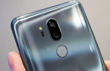 Aparecen las primeras fotografías realizadas con la cámara del LG G7