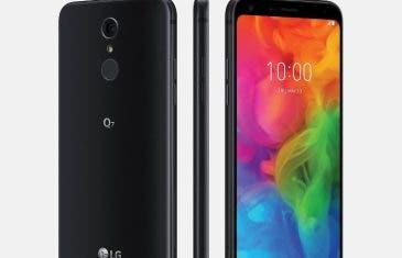 El LG Q7 es oficial: así es el nuevo gama media con pantalla infinita y sonido de calidad