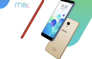 Meizu M8c: nuevo smartphone económico con características decentes