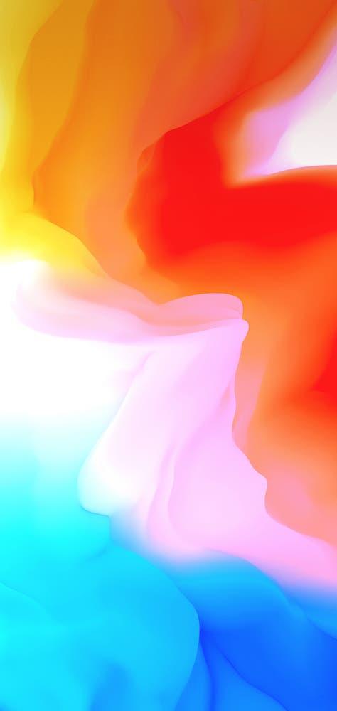 fondo de pantalla del oneplus 6