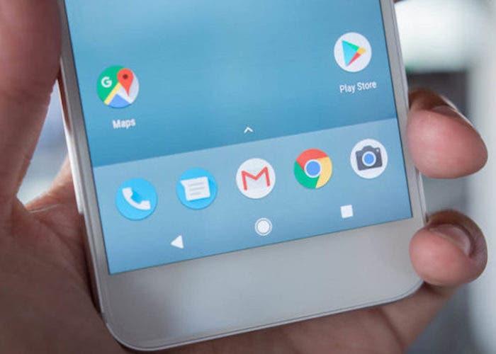 Cómo tener botones virtuales en Android sin necesidad de root
