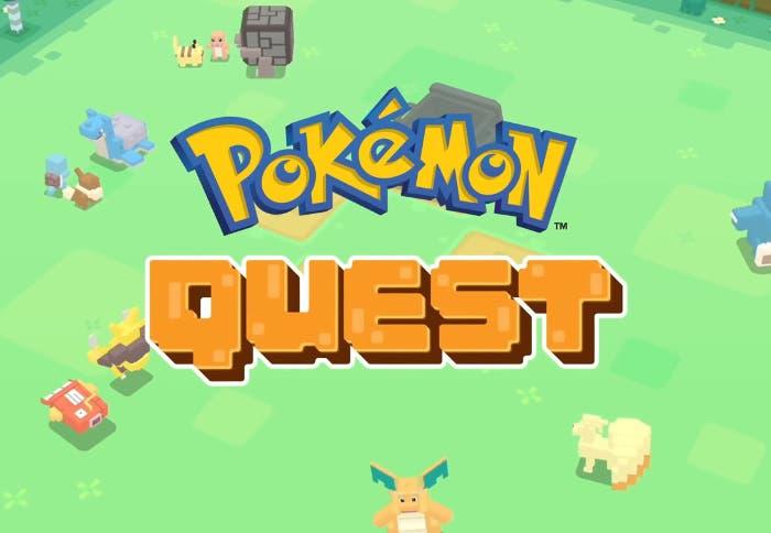 Pokémon Quest para Android, el nuevo juego que lo petará en Google Play