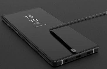 Novedades del Samsung Galaxy Note 9: gran batería y funcionamiento del S-Pen