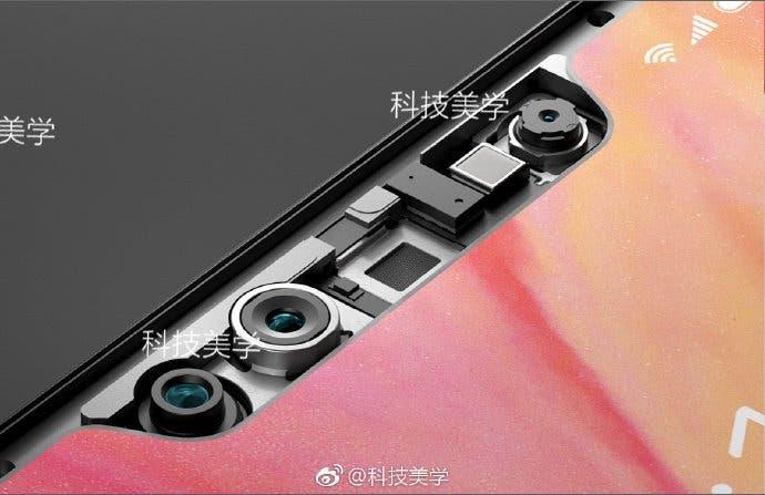 reconocimiento facial del Xiaomi Mi 7