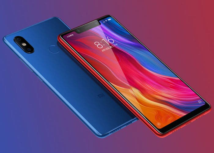 Ya podemos descargar los fondos de pantalla del Xiaomi Mi 8