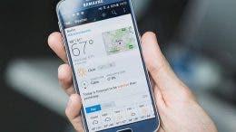 aplicaciones de tiempo para android
