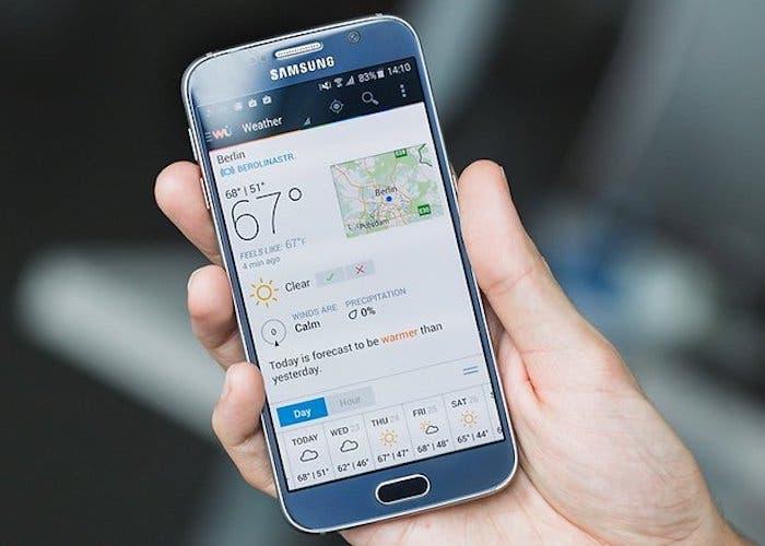 Top 3 de las mejores aplicaciones de tiempo para Android