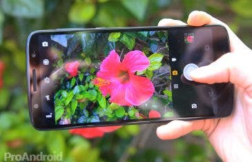 Moto Camera 2 se actualiza con novedades importantes para los Motorola