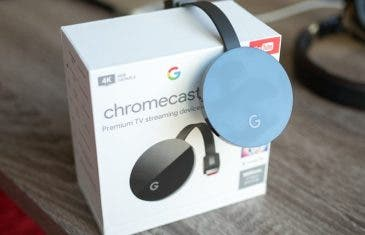 Cómo convertir un móvil Android en un Chromecast