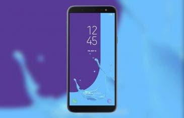 El Samsung Galaxy J6 ya está actualizando a Android 10