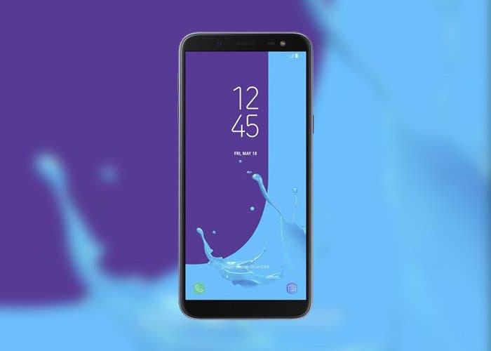 El Samsung Galaxy J6 es oficial con pantalla infinita y Android 8.0 Oreo