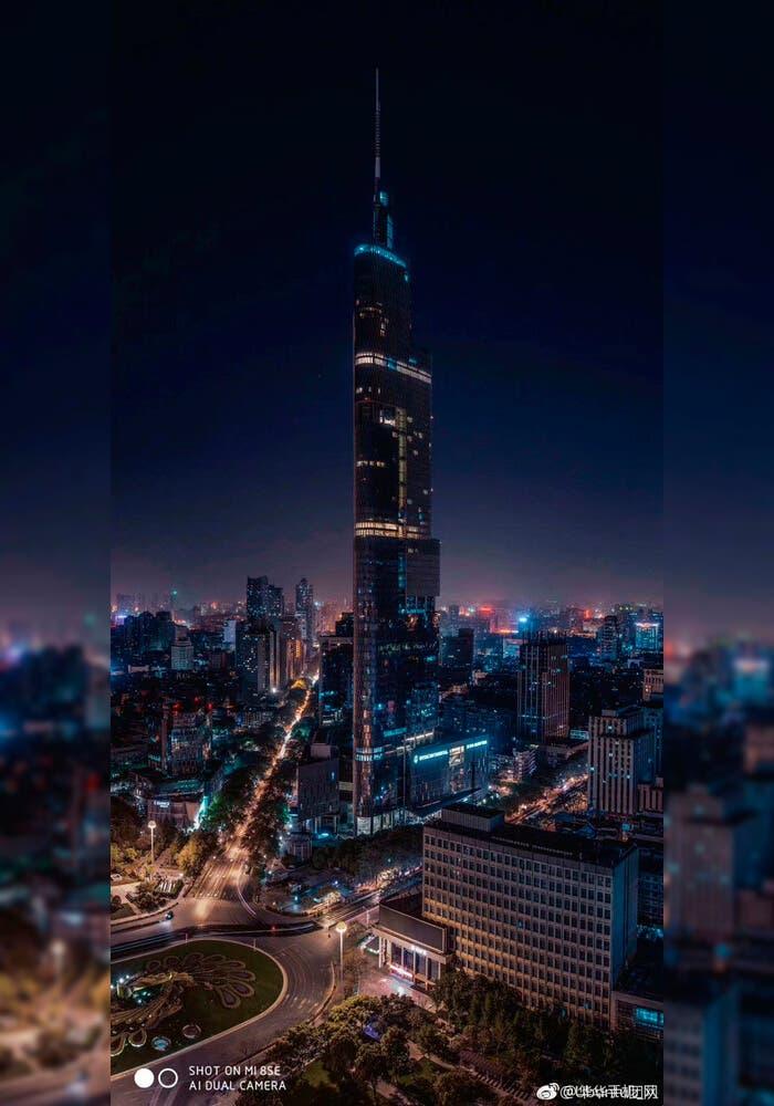 Foto con la cámara del Xiaomi Mi 8SE