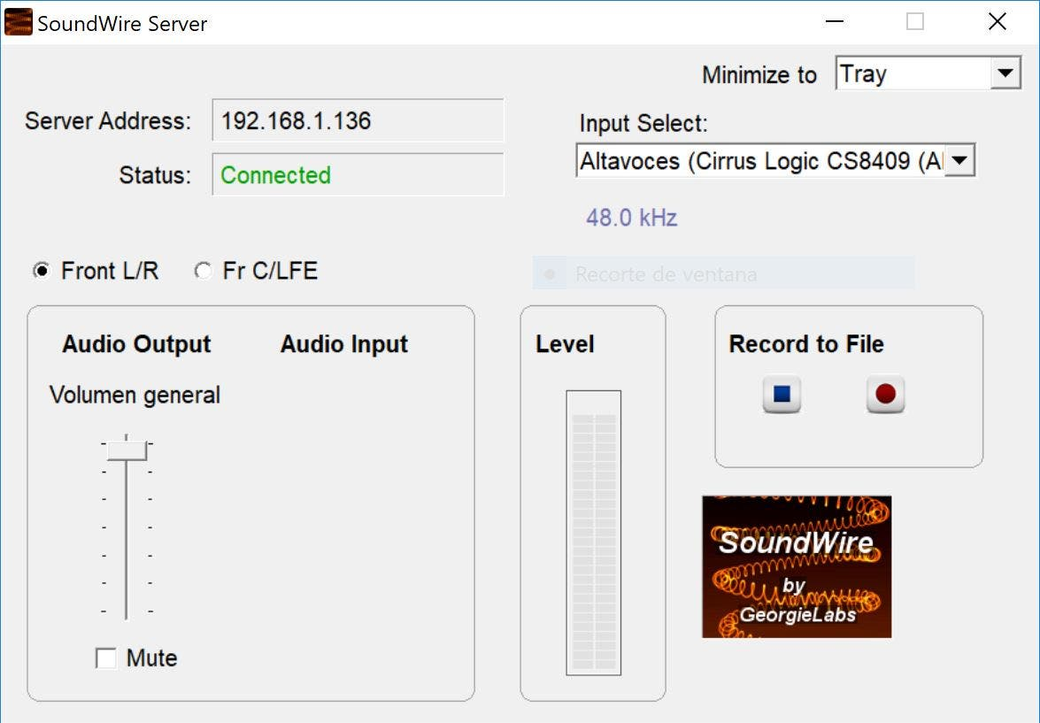 soundwire para pc