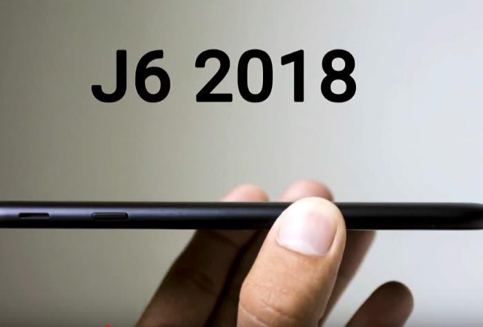 Filtrados los renders oficiales del Samsung Galaxy J6 2018