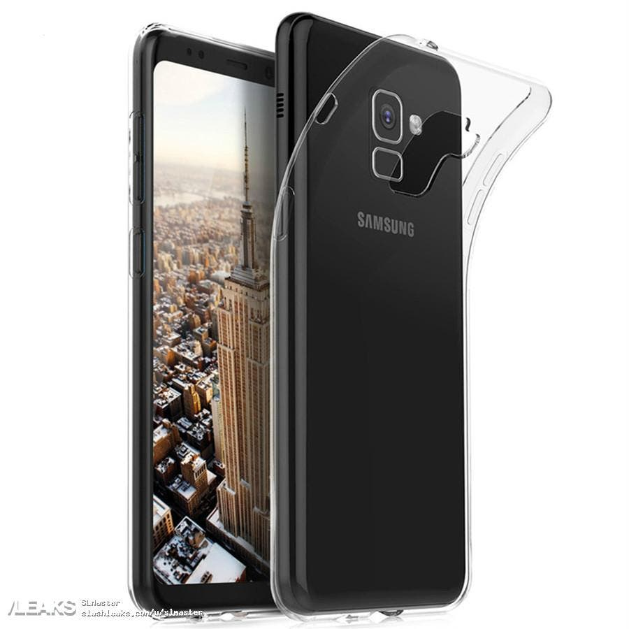 diseño del Samsung Galaxy A5 2018