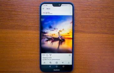Nueva oferta del Huawei P20 Lite en Amazon por poco más de 310 euros