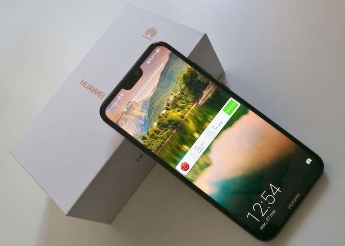 La mejor oferta del Huawei P20 Lite vista hasta la fecha por menos de 330 euros