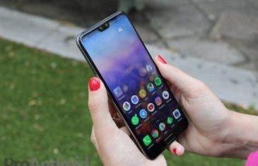 Nueva oferta del Huawei P20 por poco más de 500 euros en Amazon