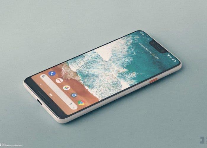 El Google Pixel 3 XL será el único de los Pixel que tendrá Notch en su pantalla
