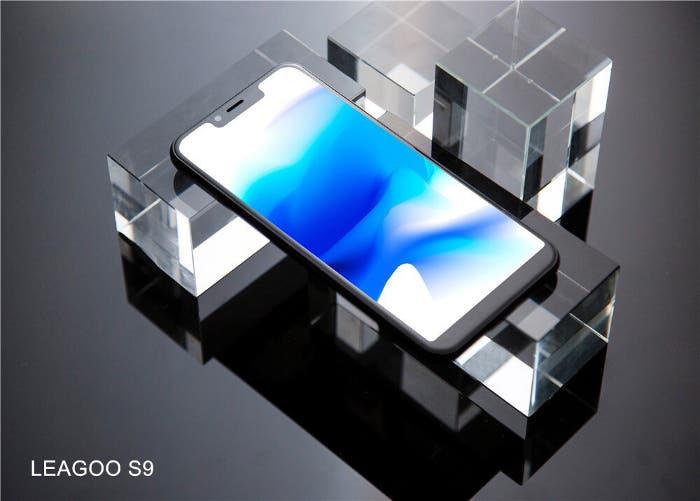 Así es el LEAGOO S9, un móvil con el diseño del iPhone X que cuesta 10 veces menos