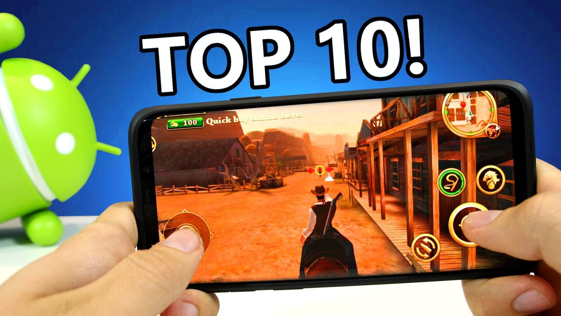 Top Mejores Juegos Gratis Para Android 2018