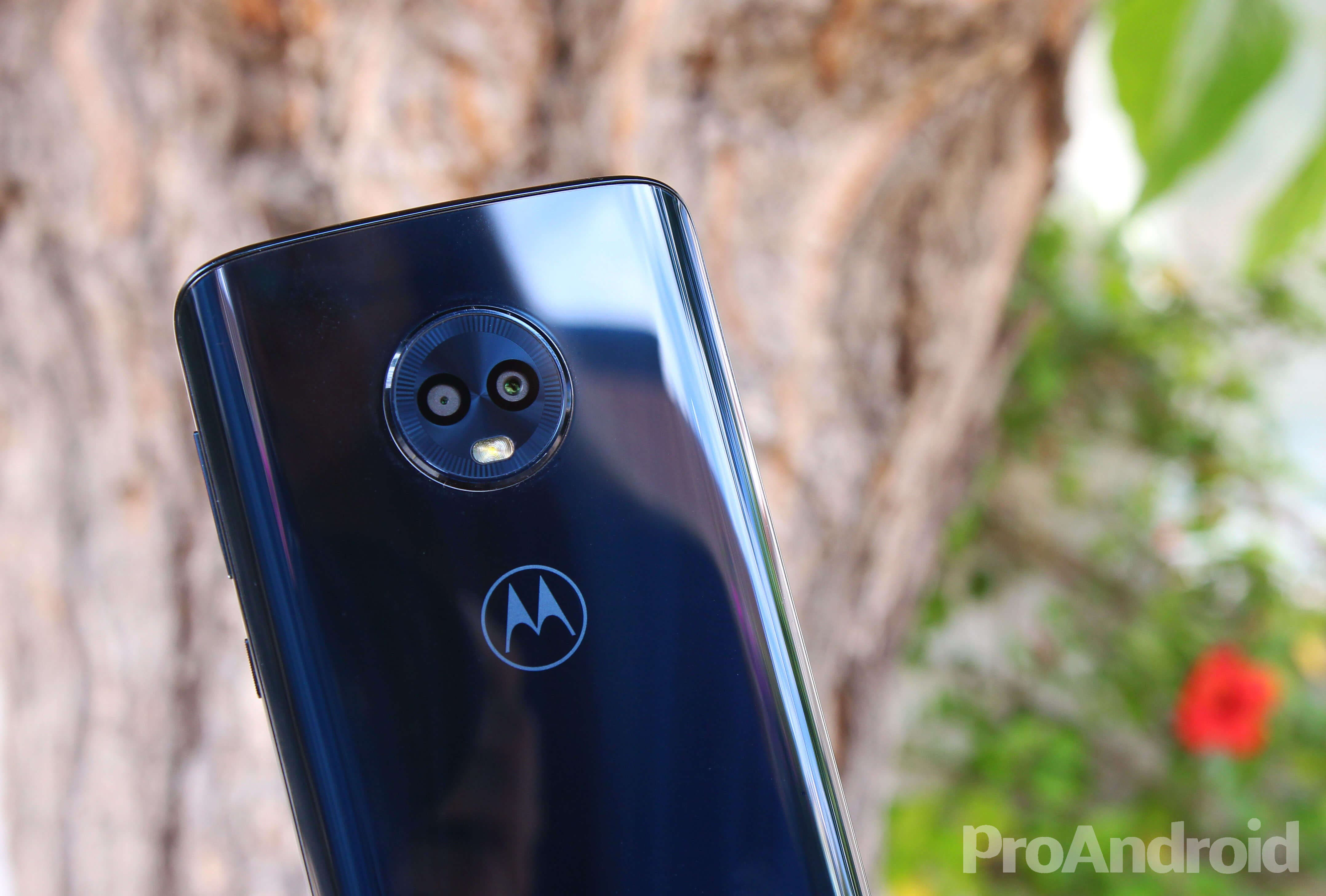 La primera oferta del Motorola Moto G6 Plus ya disponible con el precio más bajo