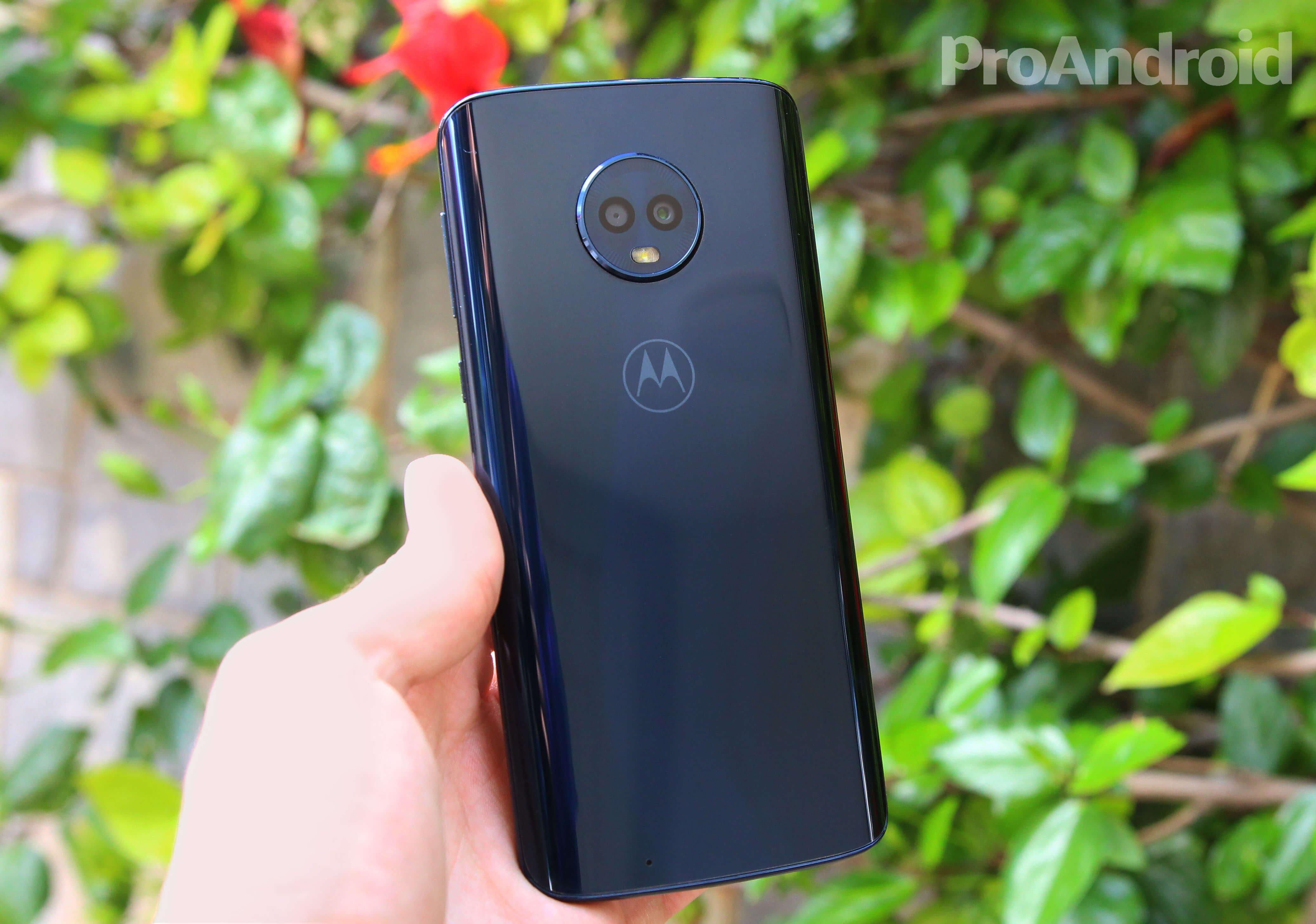Ahórrate 70 euros con esta oferta del Motorola Moto G6