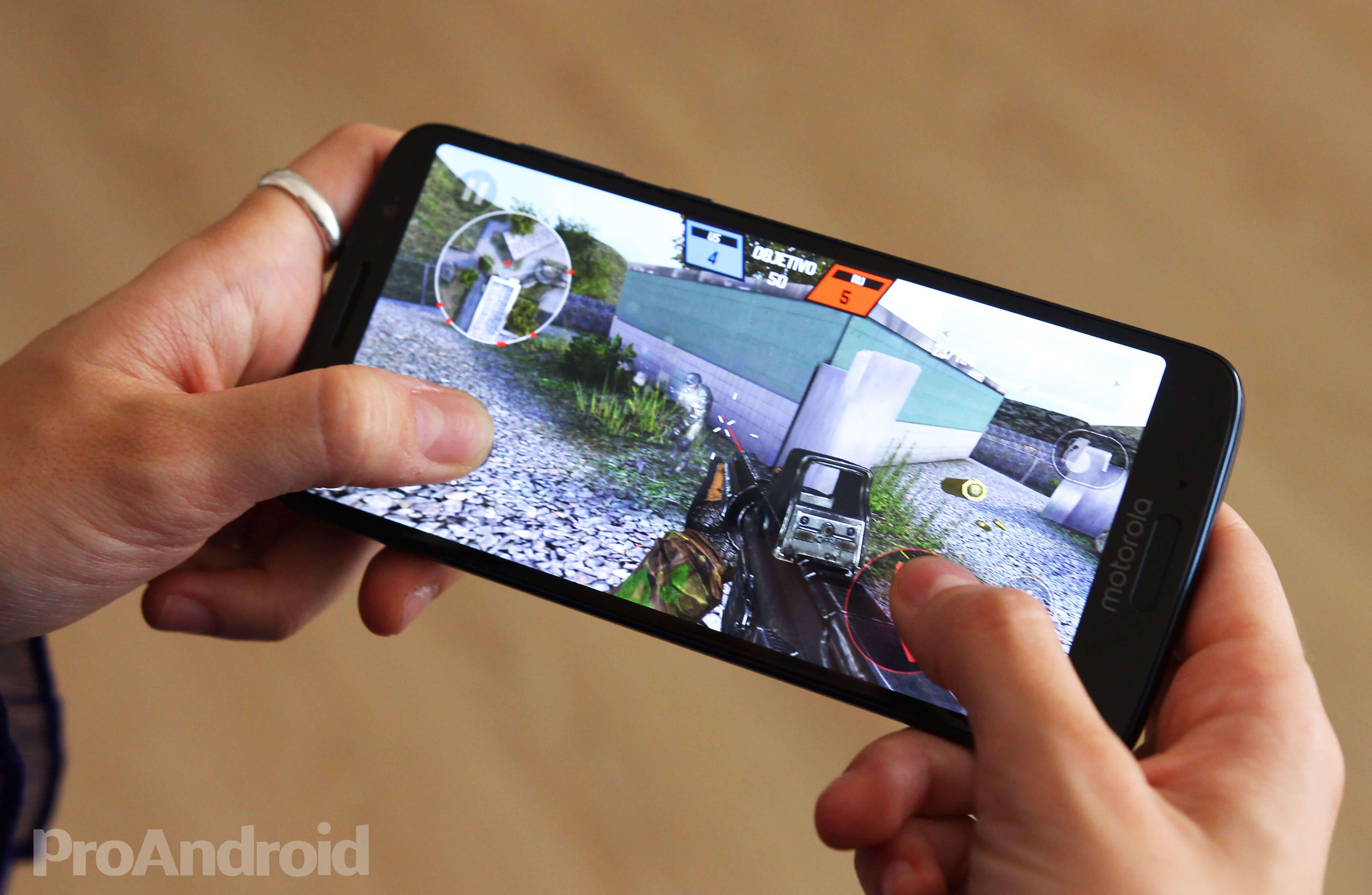 Oferta del Motorola Moto G6 Plus: 50 euros de descuento para uno de los mejores gama media