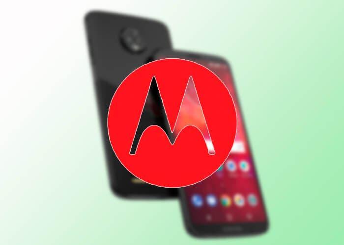 Filtrado el diseño del Motorola Moto Z3 Play en una imagen real