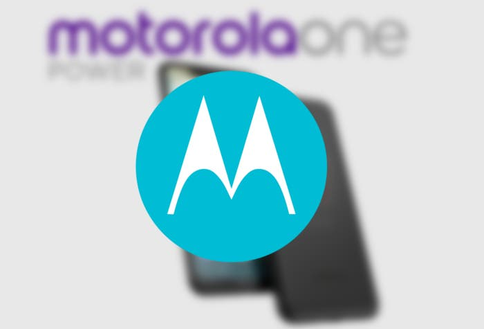 Motorola One Power: Android One, doble cámara y notch por primera vez en Motorola