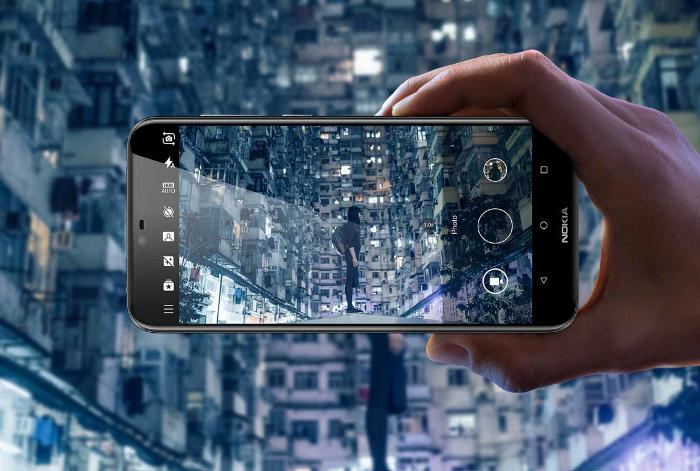 Así es el Nokia X5: notch y características de gama media