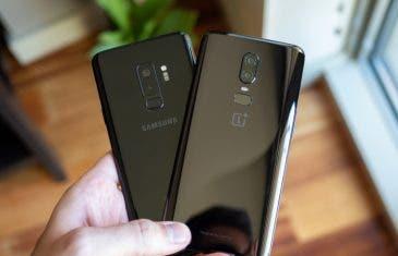 OnePlus 6 vs Samsung Galaxy S9: ¿cuál tiene la mejor cámara?
