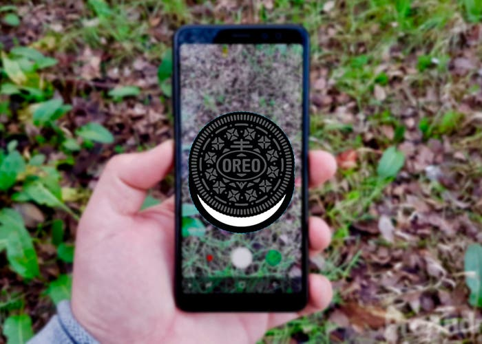Oreo para el Samsung Galaxy A8