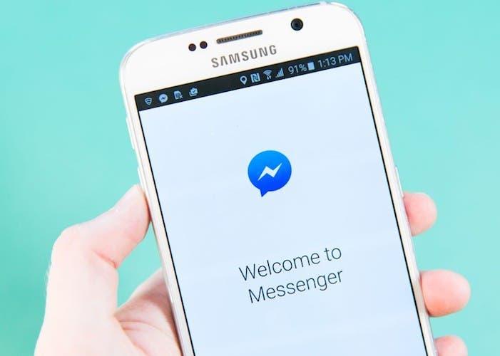 La aplicación de Facebook Messenger vendrá con modo oscuro y un nuevo diseño dentro de poco